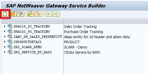 OData Basics – Part 5 (Build Service with BAPI) | Technical Concepts