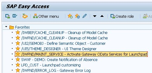 First SAPUI5 / OData Application | Technical Concepts in SAP