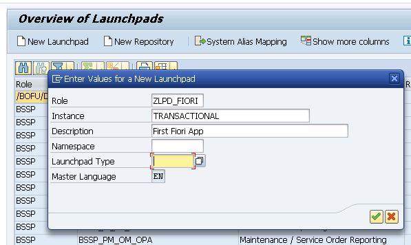 Fiori Launchpad setup | Technical Concepts in SAP